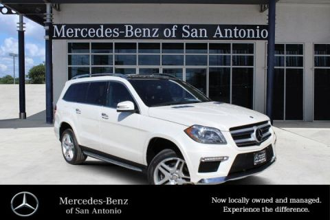 Certified Pre-Owned 2015 Mercedes-Benz GL GL 550