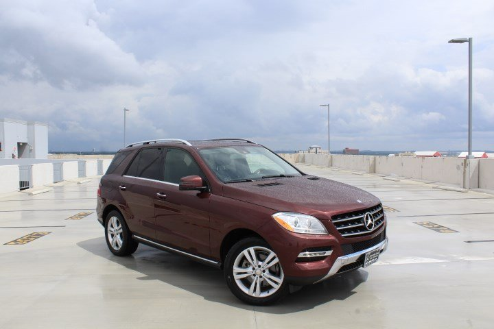 Pre Owned 2015 Mercedes Benz M Class ML 350