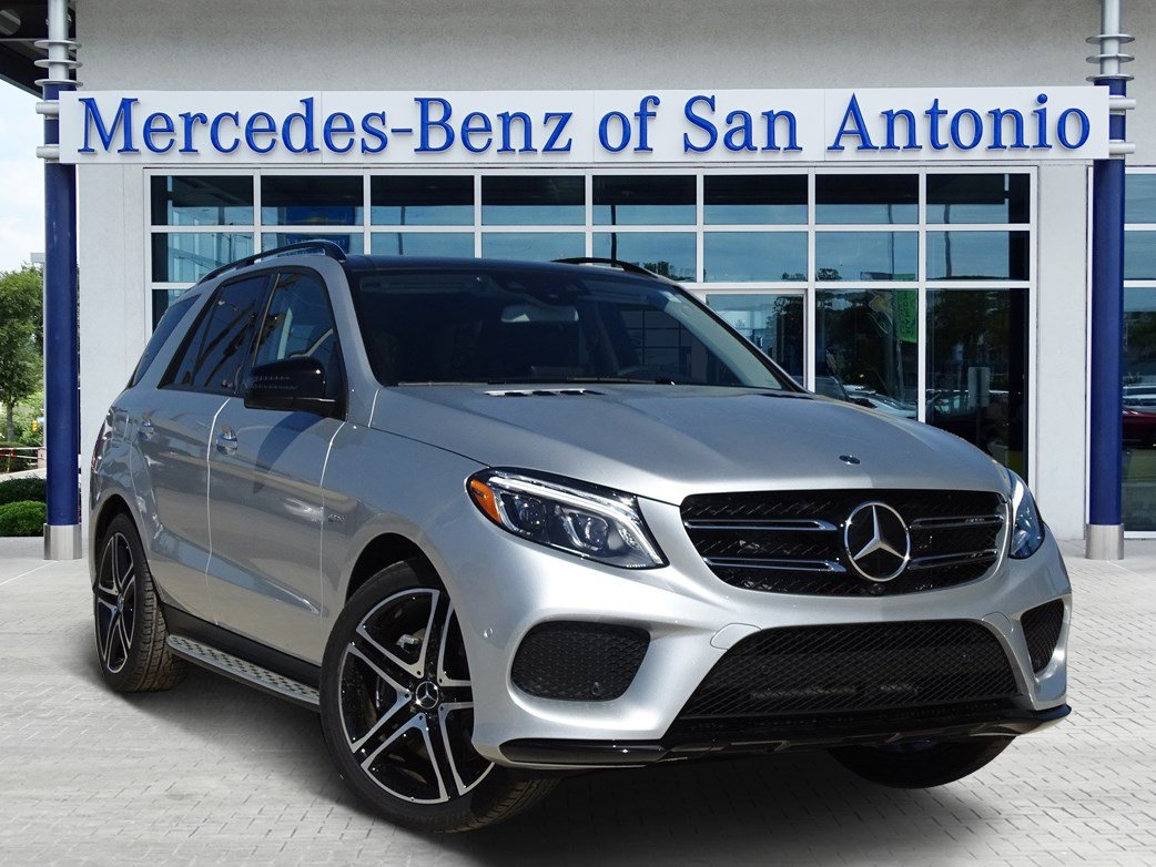 Mercedes Suv New >> New 2018 Mercedes Benz Gle Amg Gle 43 Suv Suv In San Antonio
