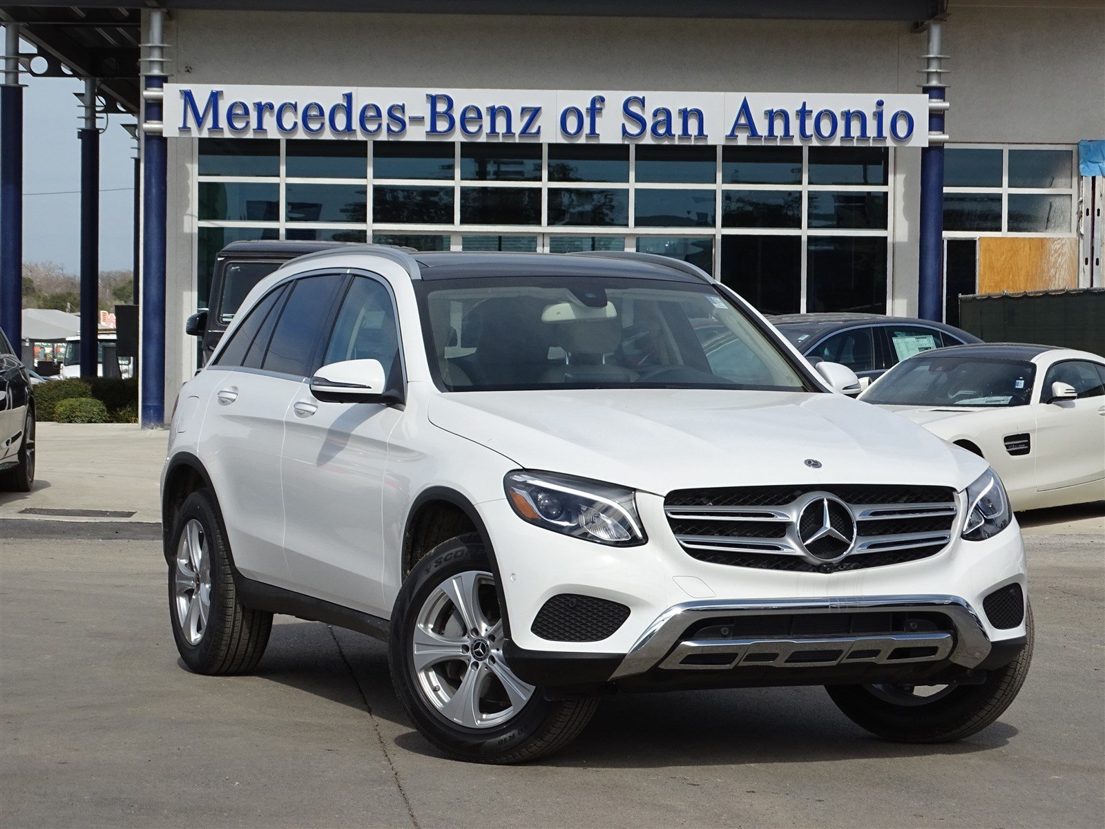 New 2018 Mercedes Benz GLC GLC 300 SUV in San Antonio N