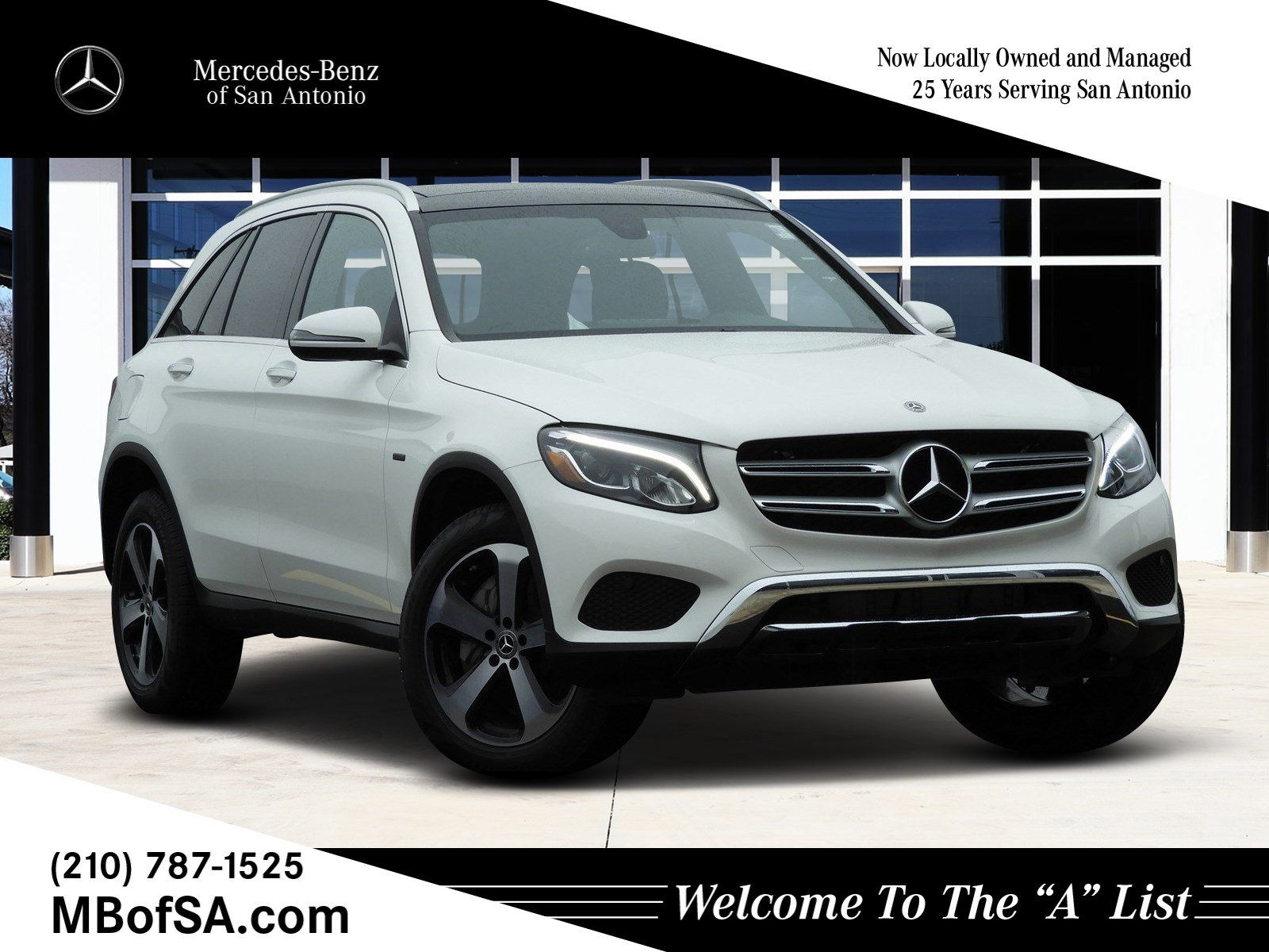 New 2019 Mercedes Benz GLC GLC 350