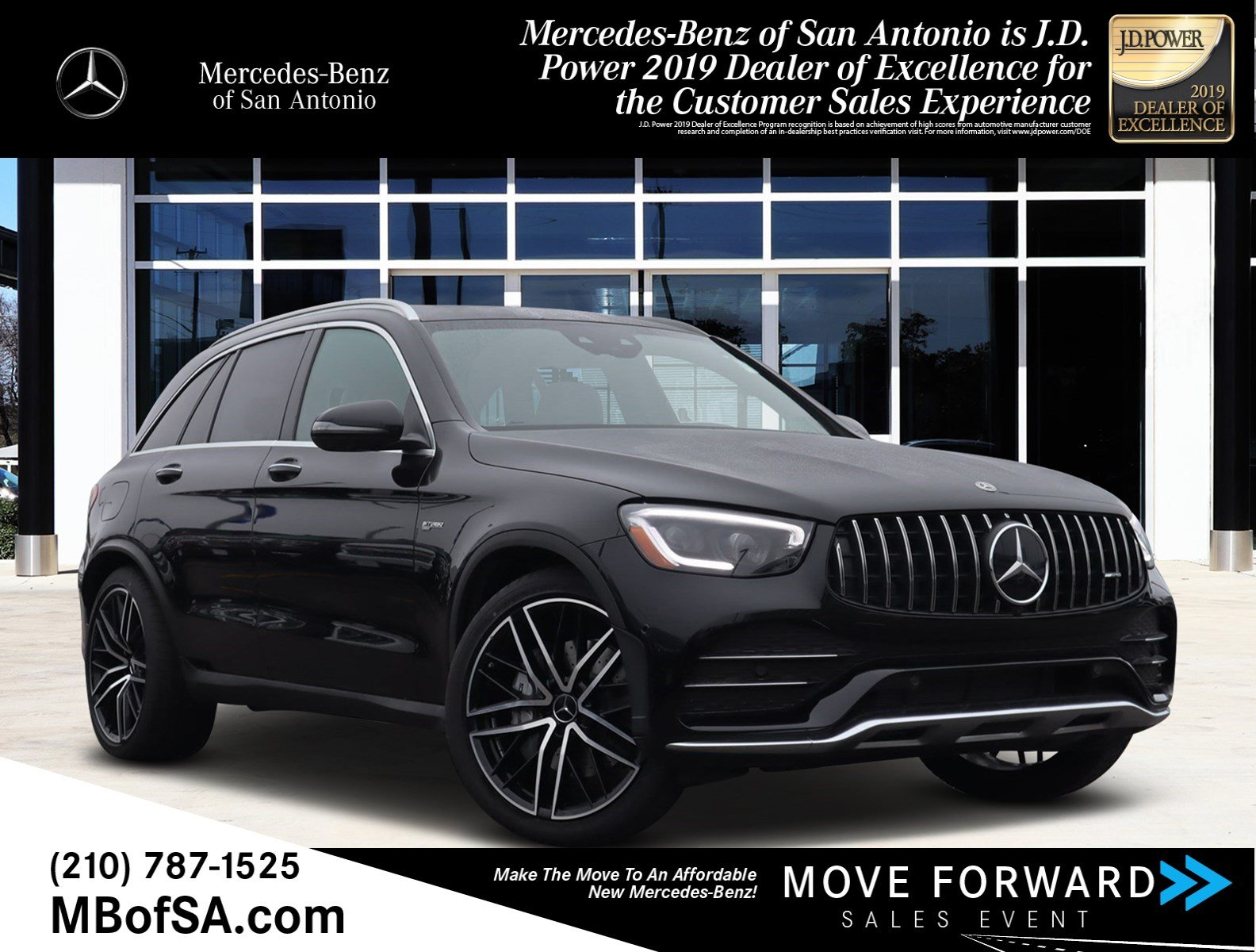 New Mercedes Suv >> New 2020 Mercedes Benz Amg Glc 43 Suv Awd 4matic