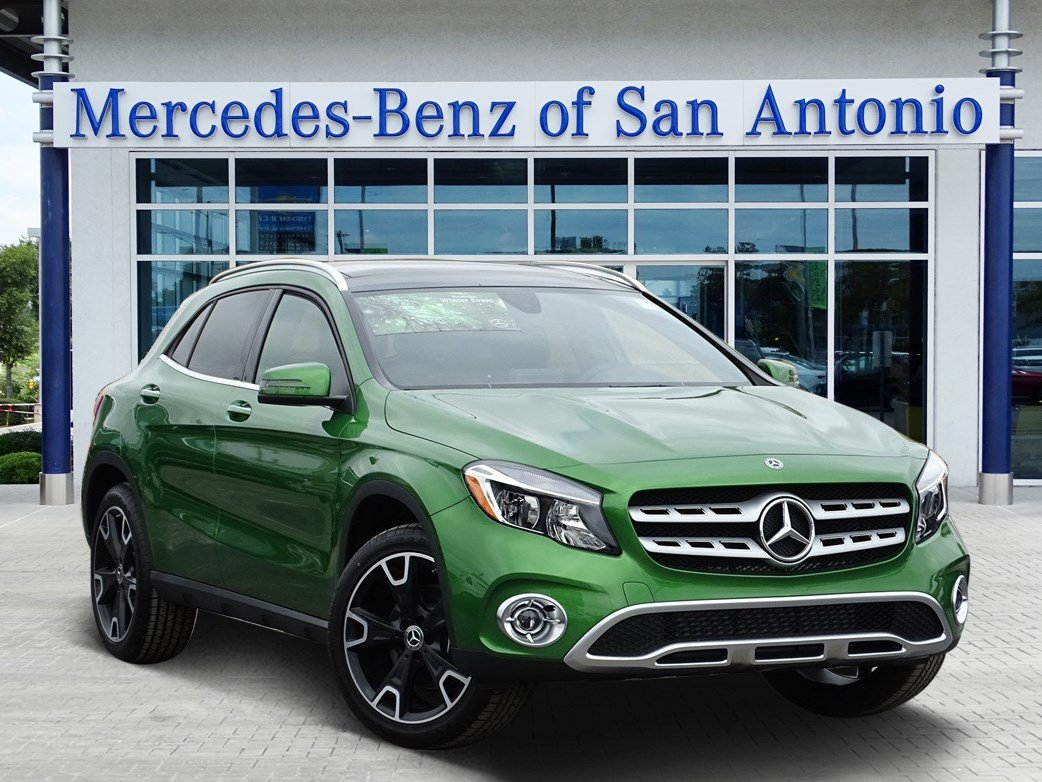 New 2018 mercedes benz gla gla 250 suv in san antonio for Mercedes benz in san antonio