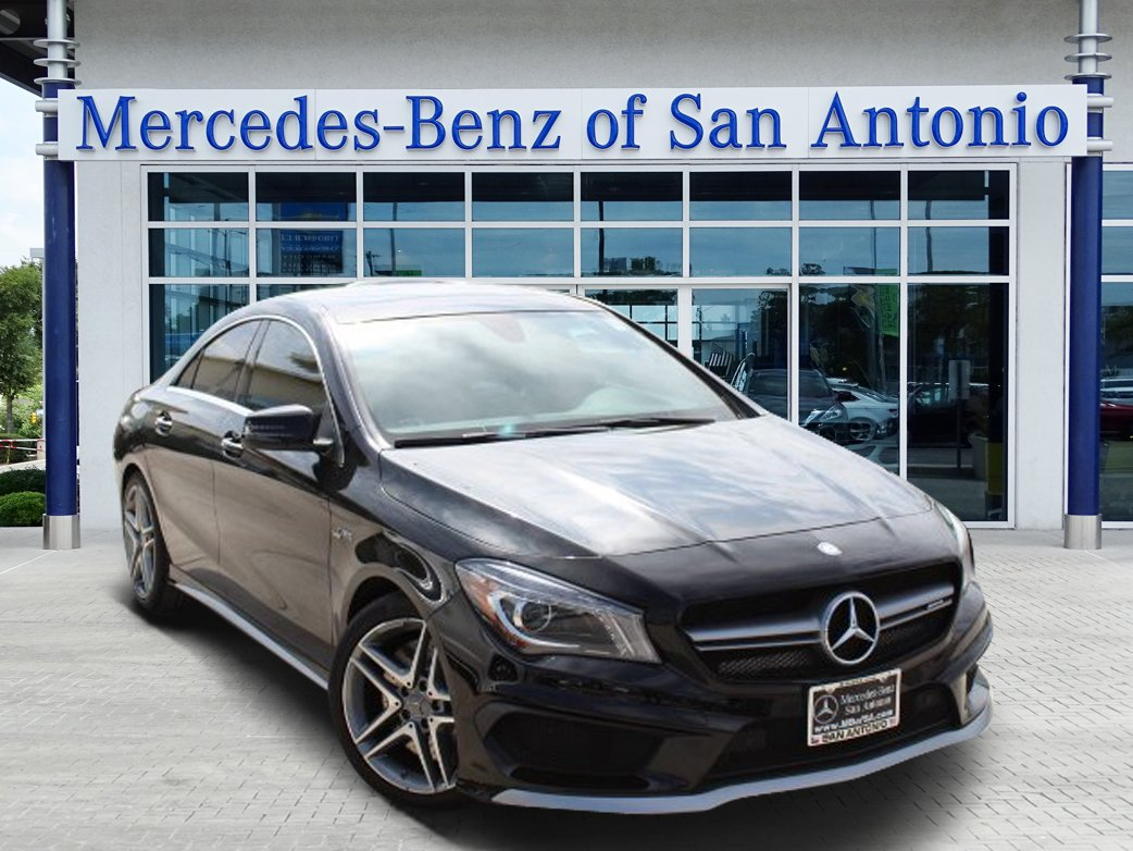 Mercedes Benz mercedes benz cla 45 : Certified Pre-Owned 2015 Mercedes-Benz CLA AMG® CLA 45 Coupe in ...