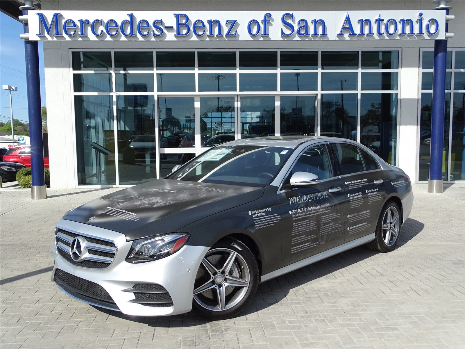 New 2017 mercedes benz e class e 300 sedan in san antonio for Mercedes benz in san antonio