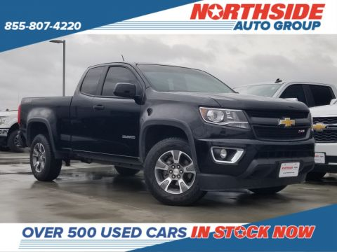 Pre-Owned 2018 Chevrolet Colorado 2WD Z71