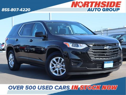 Pre-Owned 2019 Chevrolet Traverse LS