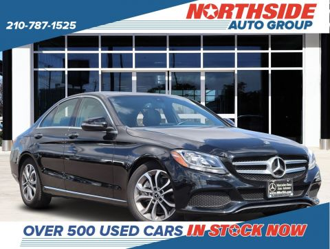 Pre-Owned 2018 Mercedes-Benz C-Class C 300