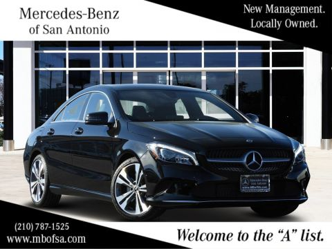 Certified Pre-Owned 2019 Mercedes-Benz CLA CLA 250